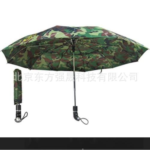 军用迷彩雨伞02