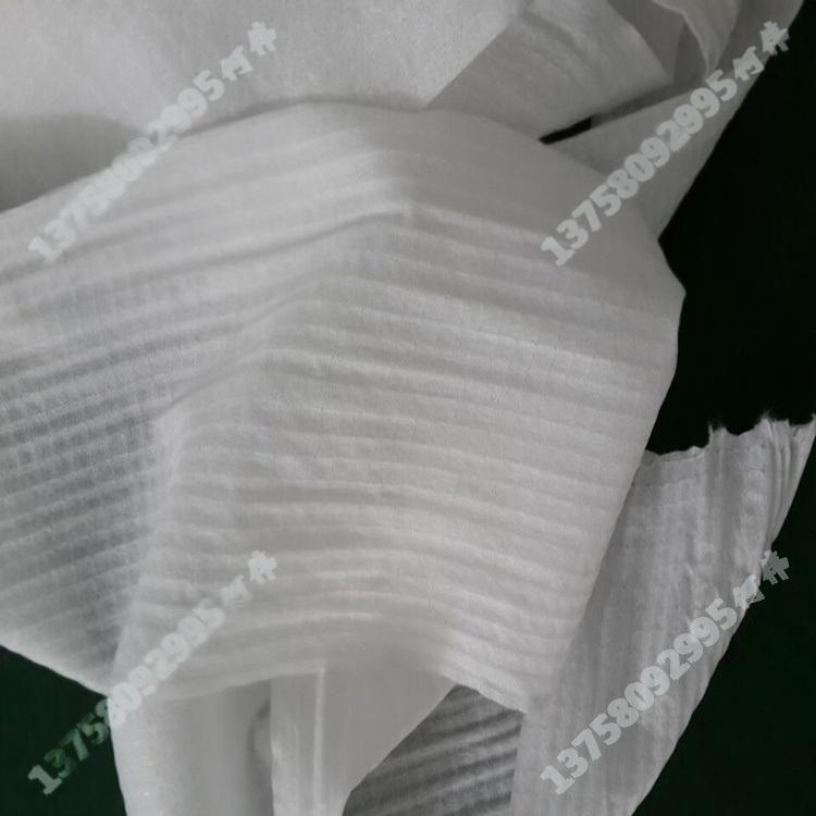 提花竹纖維水刺布