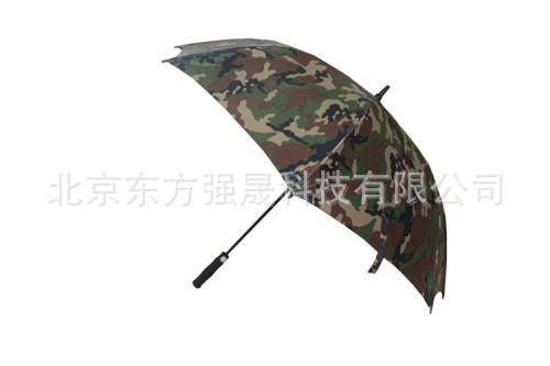 军用迷彩雨伞04