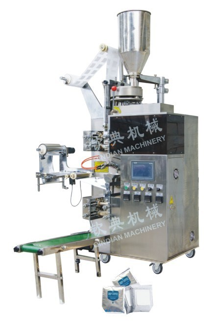 钦典咖啡包装机速溶咖啡包装机台湾挂耳咖啡包装机客户要求配置