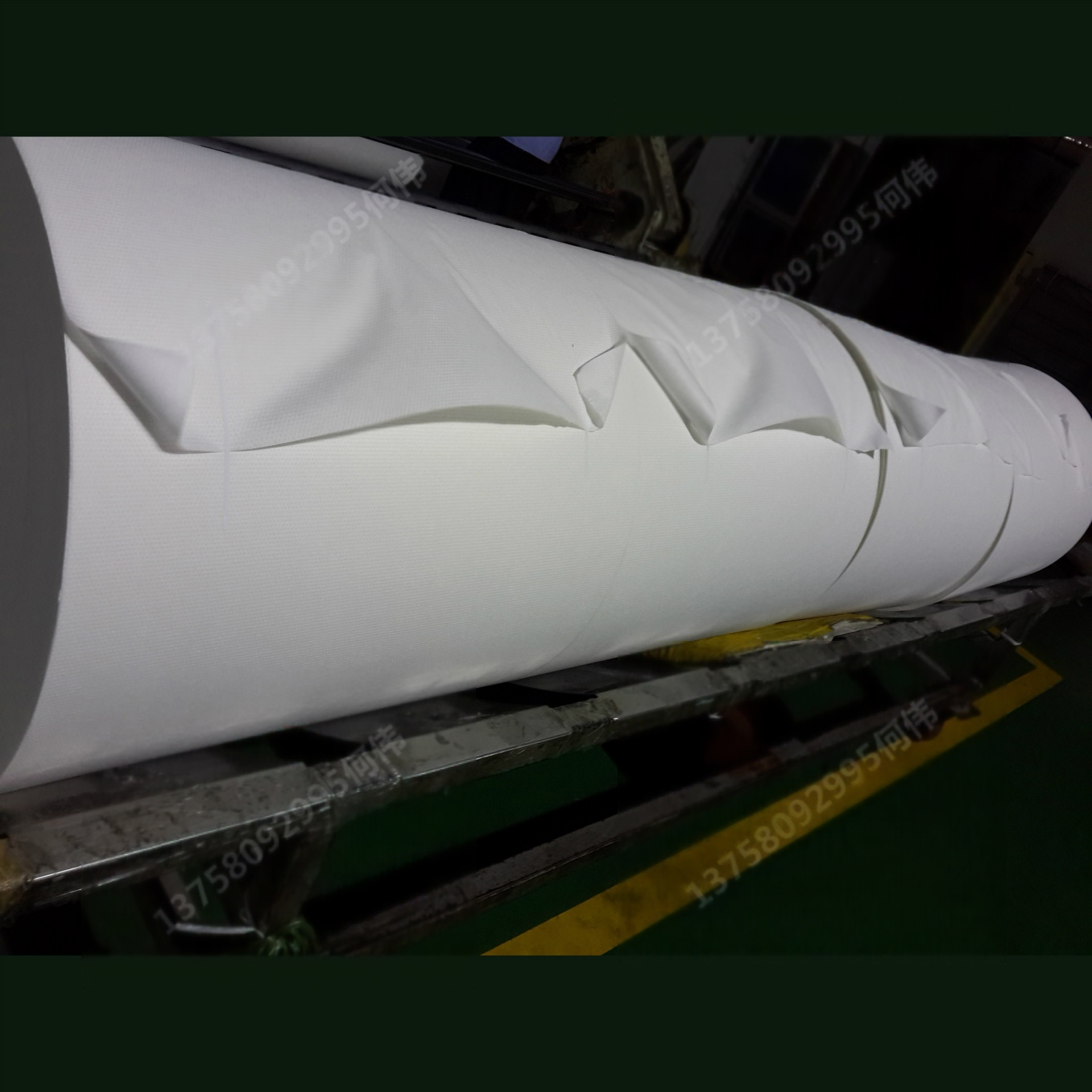 抹布竹纖維水刺布