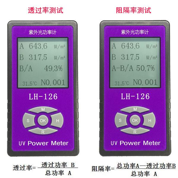 LH-126透阻率