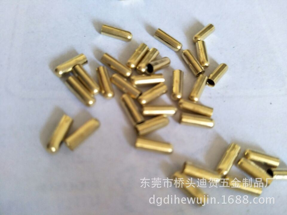 3 8.5无孔铜管