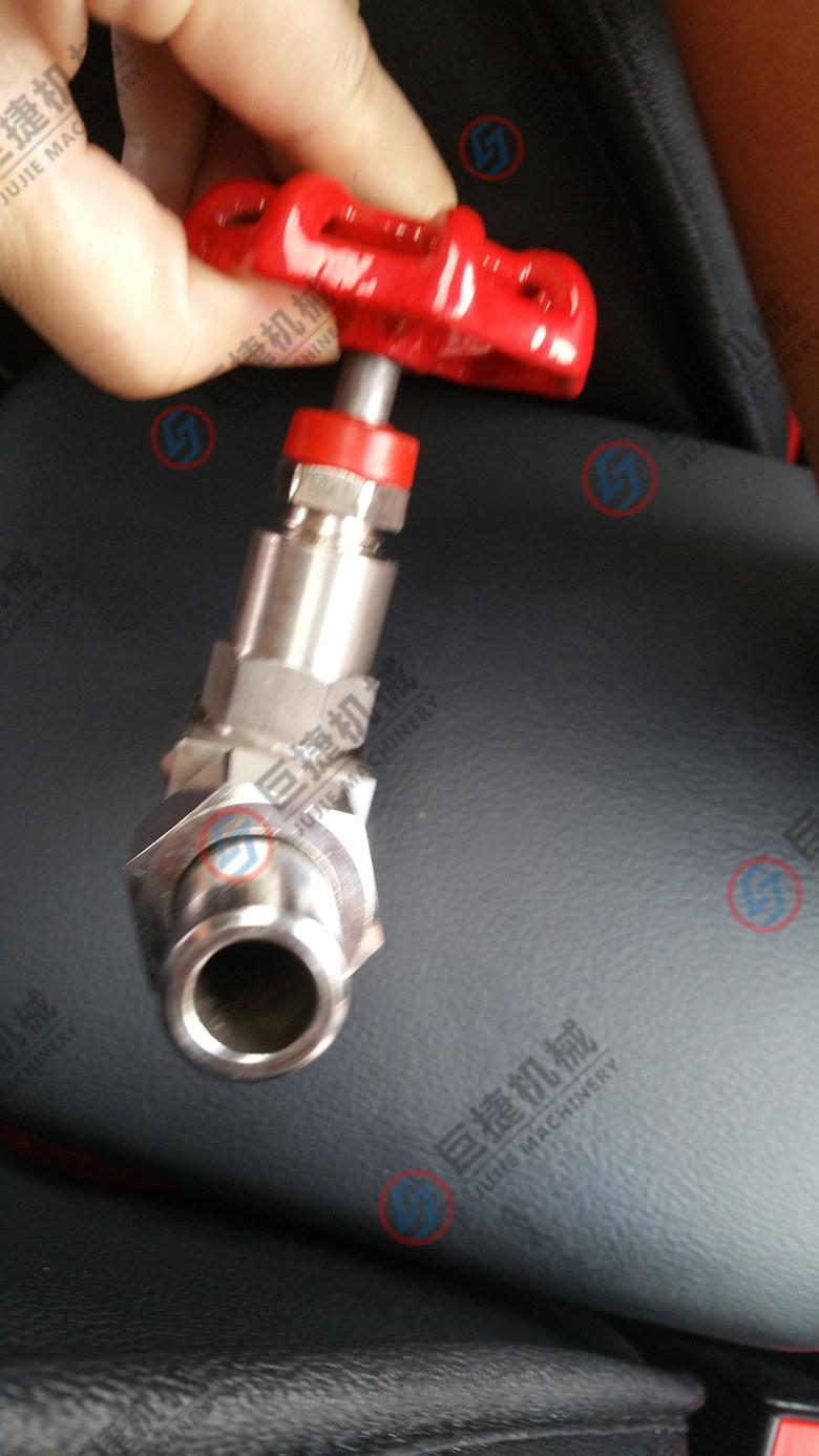 j23w-160P外螺纹针型截止阀
