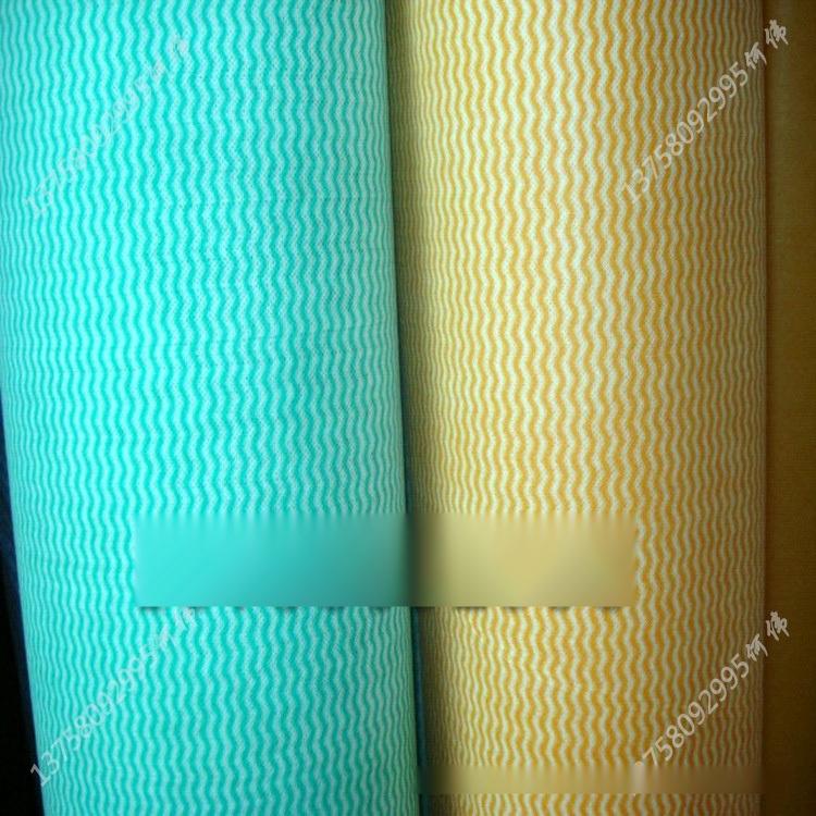 竹纖維水刺無紡布卷材無紡布