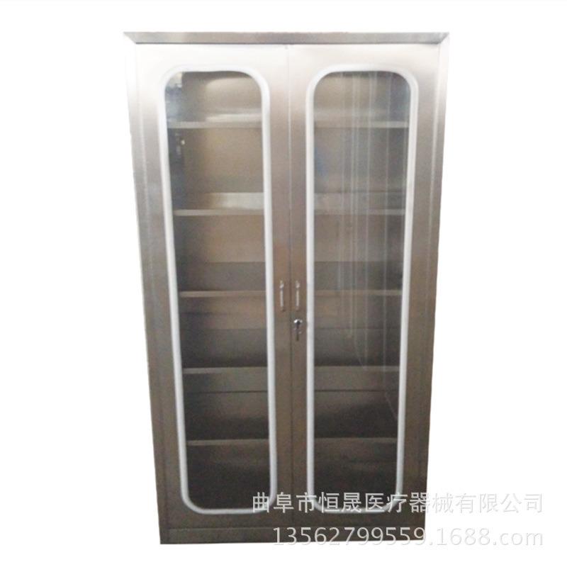 不锈钢器械柜 不锈钢座面药品柜 针剂柜  衣柜 剧毒柜医院用厂家