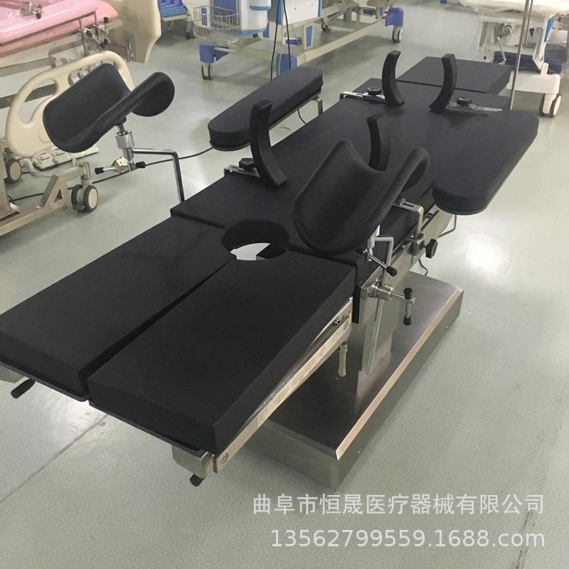 骨科肛肠科电动手术床 多功能综合手术台 医院外科妇科手术室用