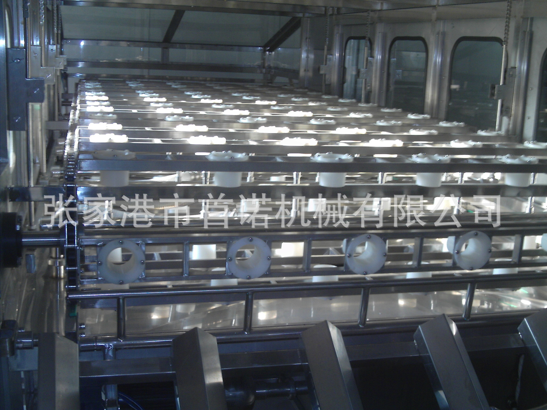 1000桶冲洗机