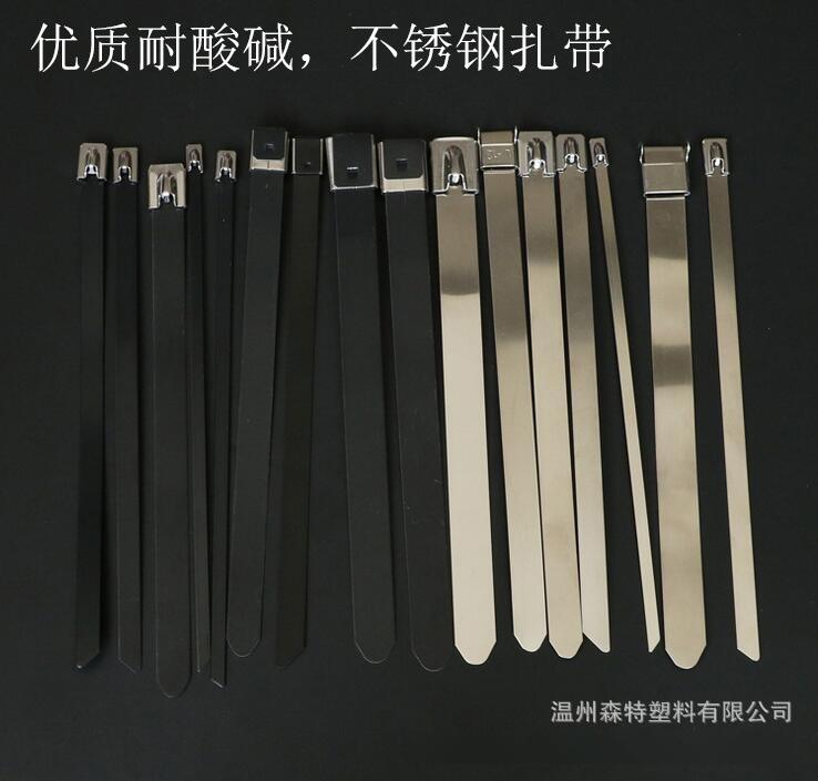 優質耐酸鹼不鏽鋼紮帶
