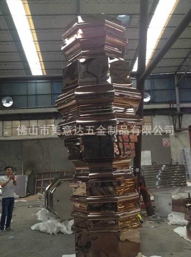 不鏽鋼柱子