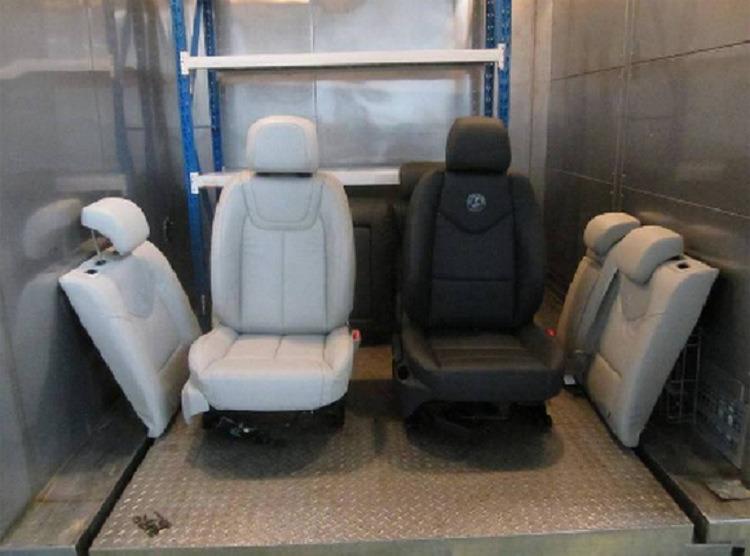 座椅温湿循环测试2