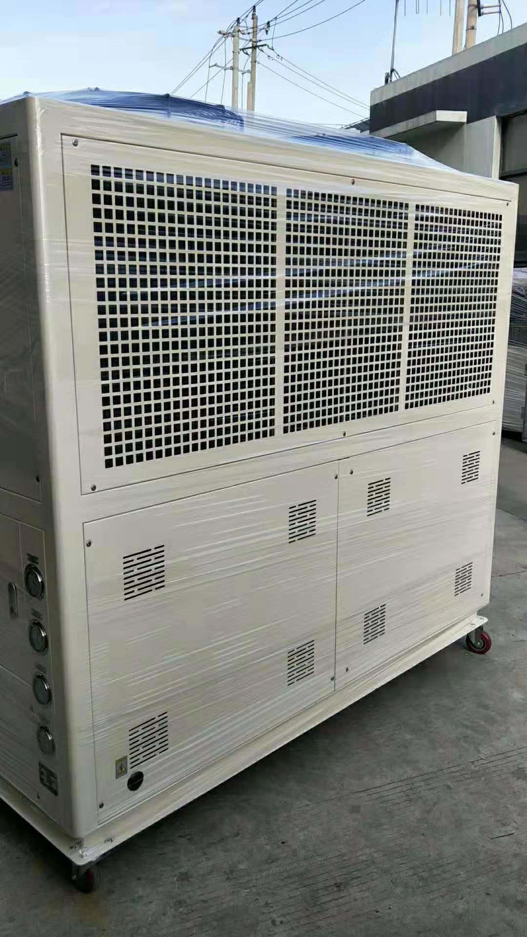 8P风冷冷水机