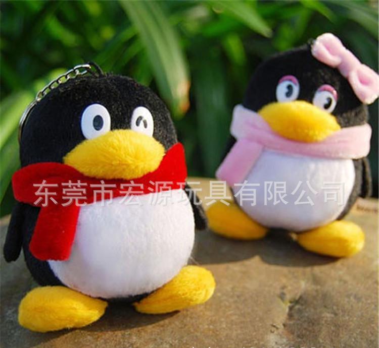 企鵝公仔 (1)