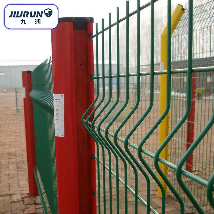 桃型柱护栏3