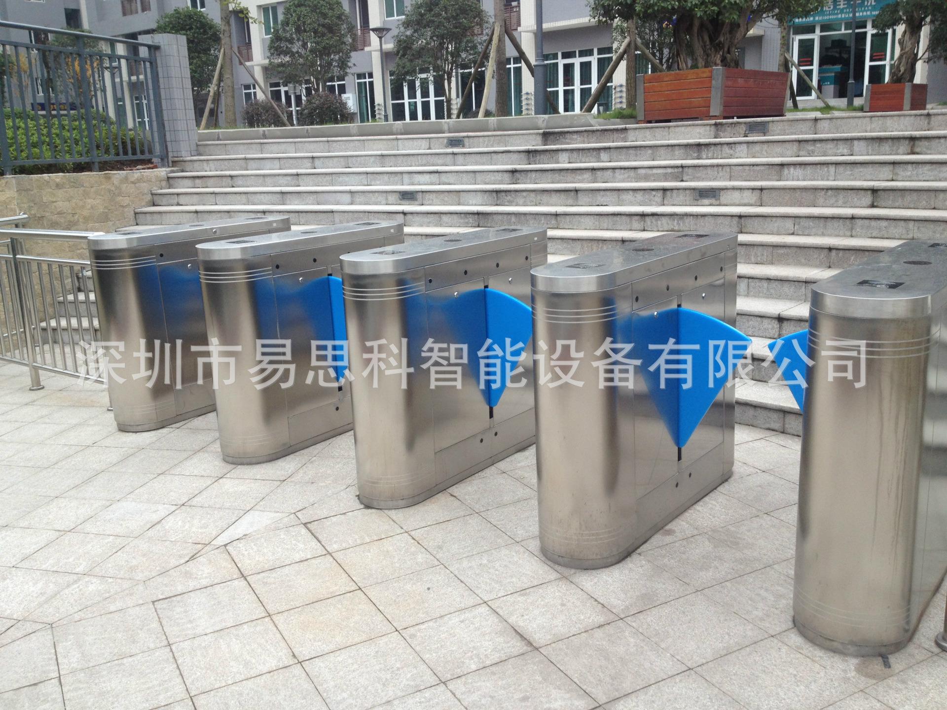 重庆机场员工家属楼通道闸项目