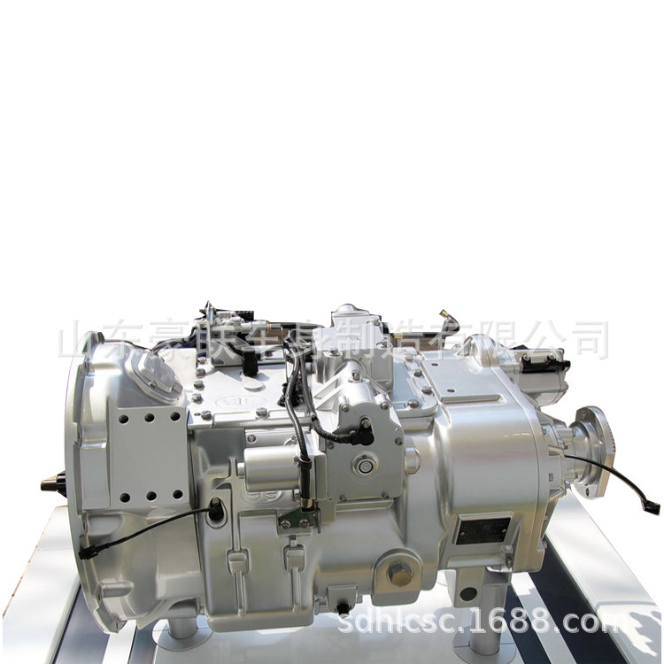 一汽CA12TAX210A1 AMT变速箱 (4).jpg