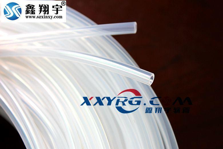 XY-0103 食品级 医用 耐高温 铂金 化硅胶软管