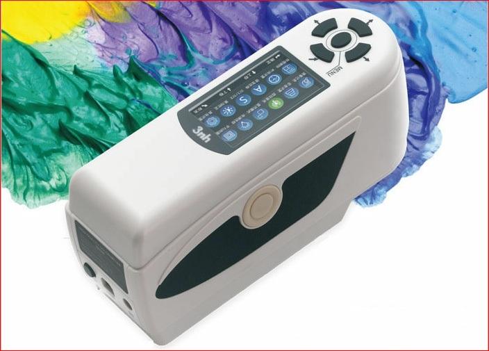 3nh NH310高品质便携式电脑色差仪2