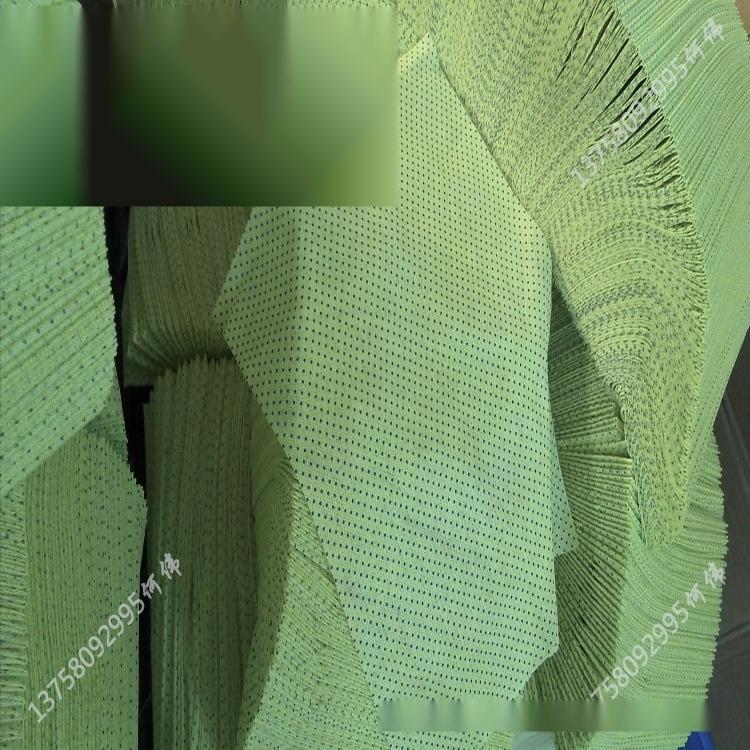 网孔水刺无纺布