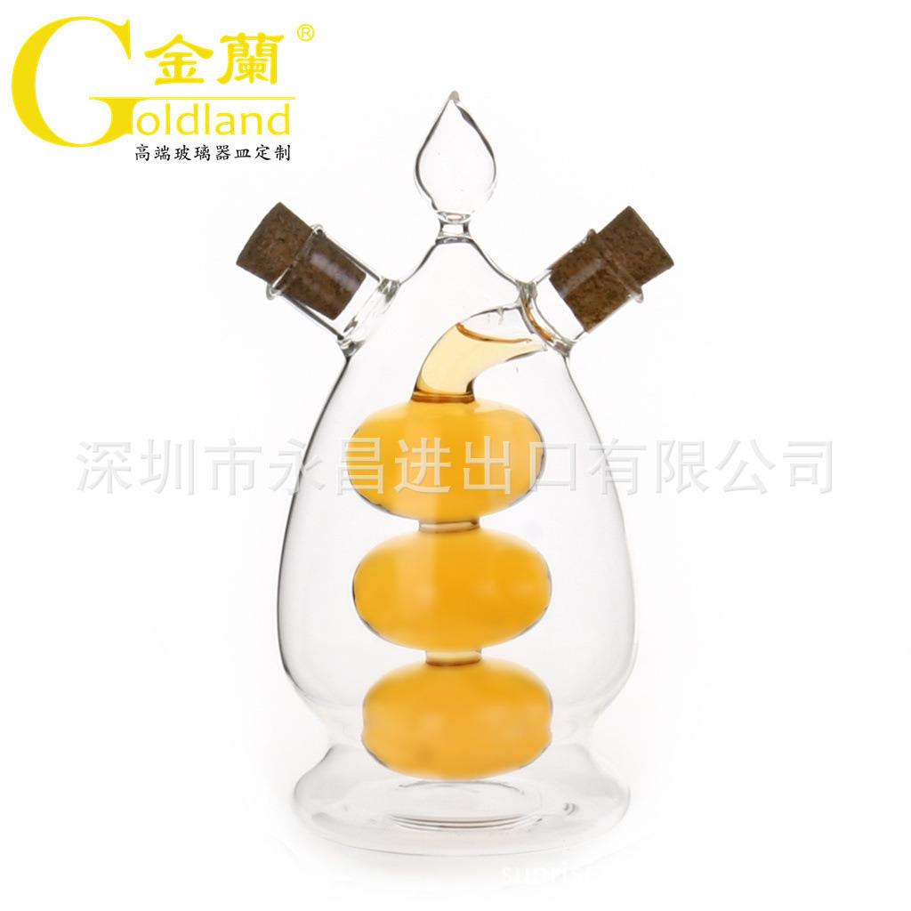 GL52001玻璃调味瓶瓶