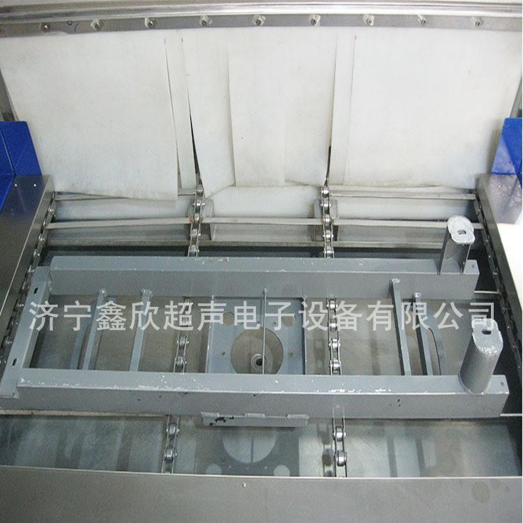 全自動通過式噴淋清洗烘幹線10