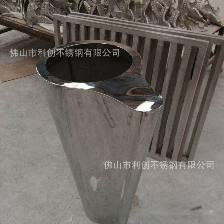 不锈钢花盆
