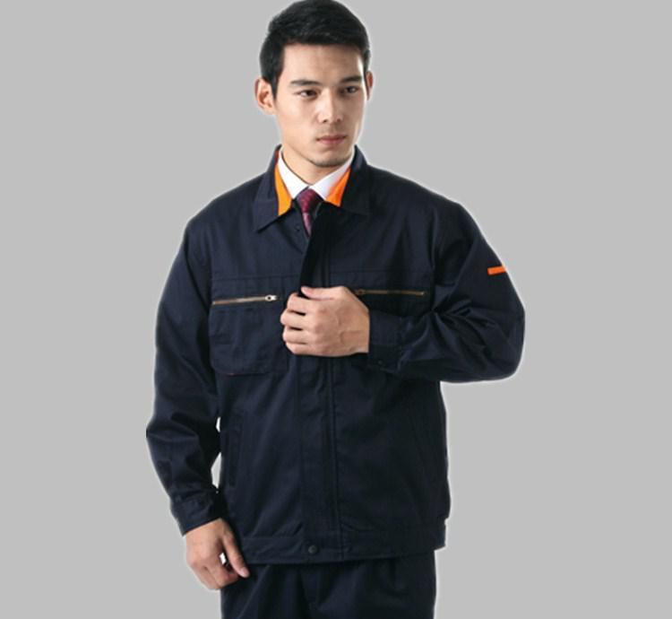 2015年新款秋冬套装工装定做工作服 特价批发工作服夹克