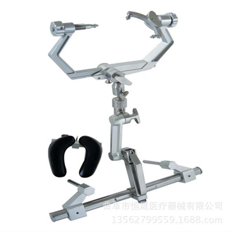 手术床用骨科牵引架 头架 颅脑手术头架腿部骨科牵引架手术床