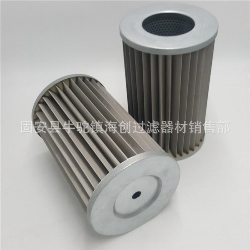 不锈钢天然气管道滤芯 01