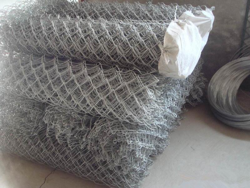 鍍鋅勾花網4