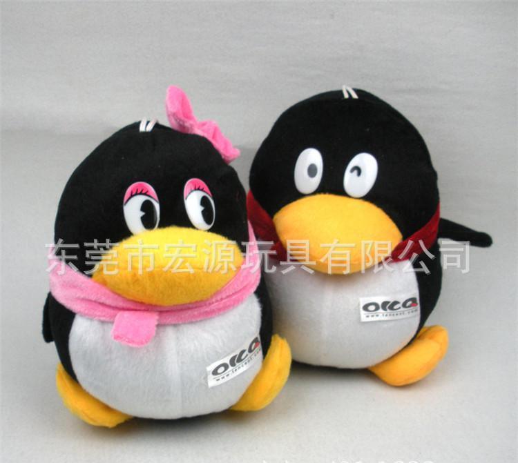 企鹅公仔 (2)