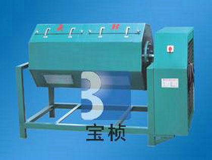 單層乾式滾筒研磨機