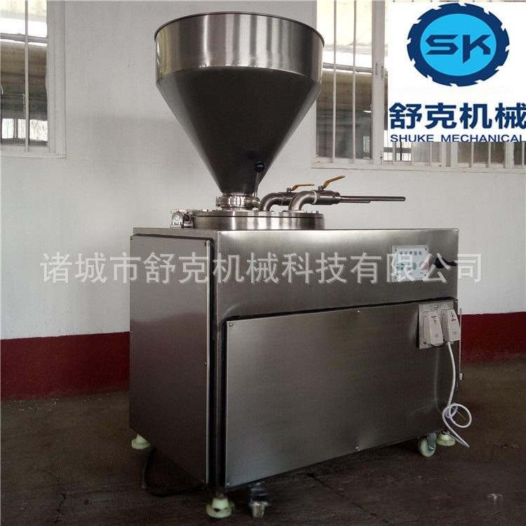 長時間工作不發熱的灌腸機 大型液壓缸灌腸機 優質灌腸機廠家
