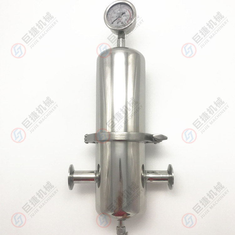 快装蒸汽过滤器8