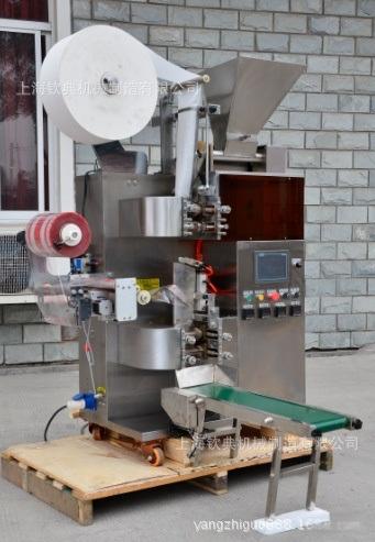 自动颗粒茶叶包装机调味袋泡茶颗粒全自动包装机 茶叶机械