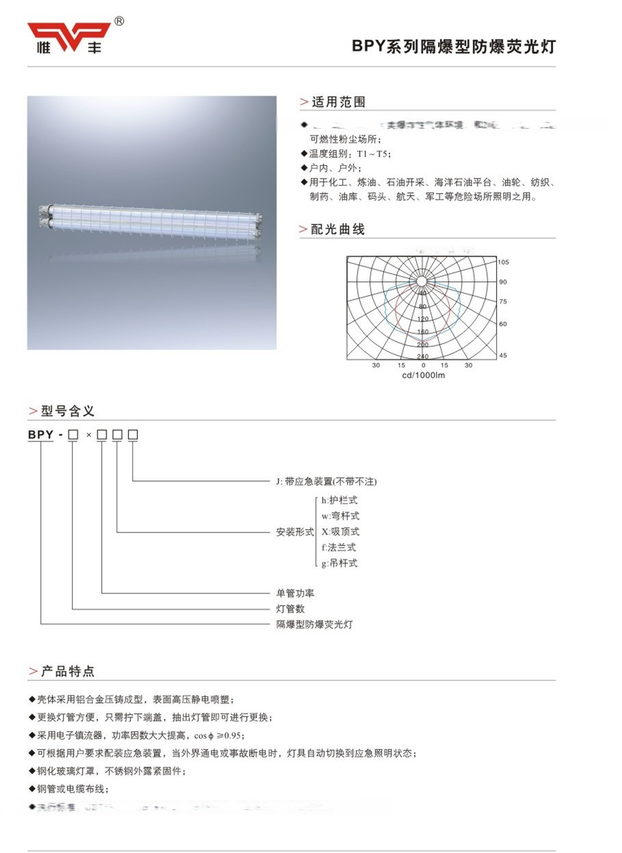 BPY防爆燈1