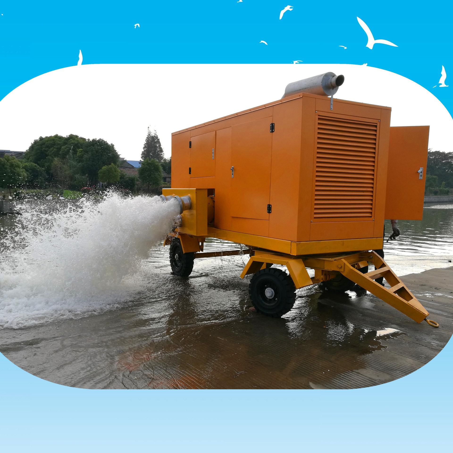 1500m³ 柴油机水泵
