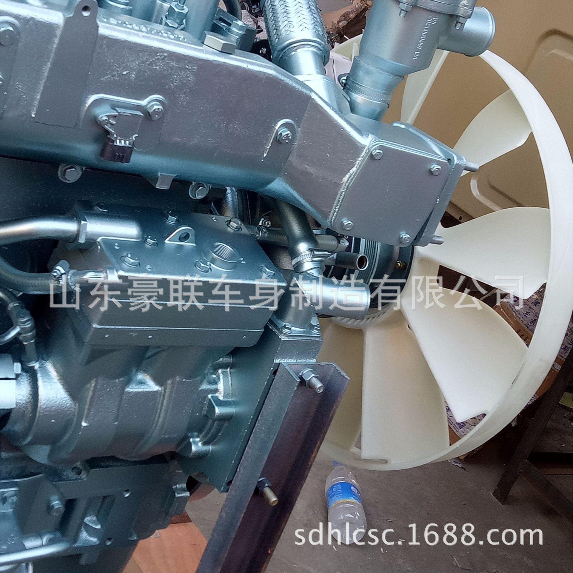 重汽搅拌车2气门336马力