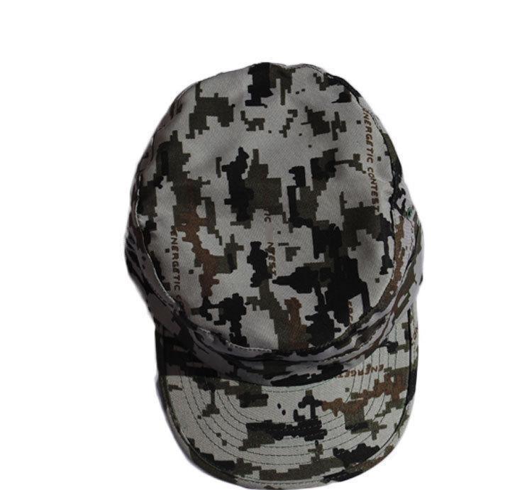 浙江嘉兴 特价批发 海洋迷彩帽 训练帽子 多款多色