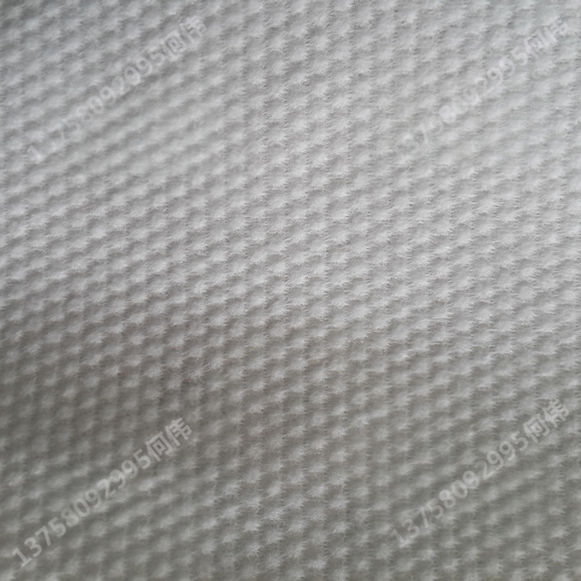 粘胶水刺无纺布