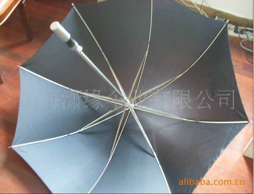 27寸铝中棒拉簧PG布高尔夫伞