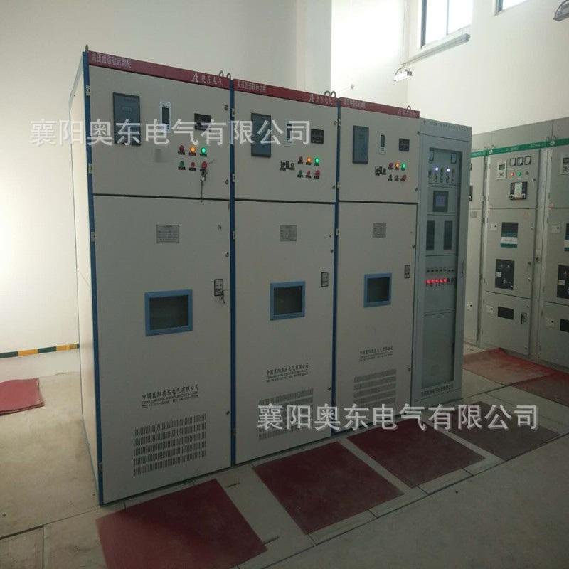 高压软起动柜在水泵上的应用
