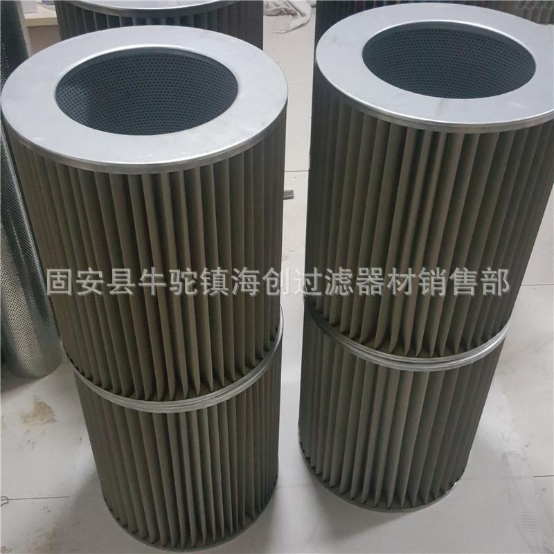 不锈钢天然气管道滤芯 05
