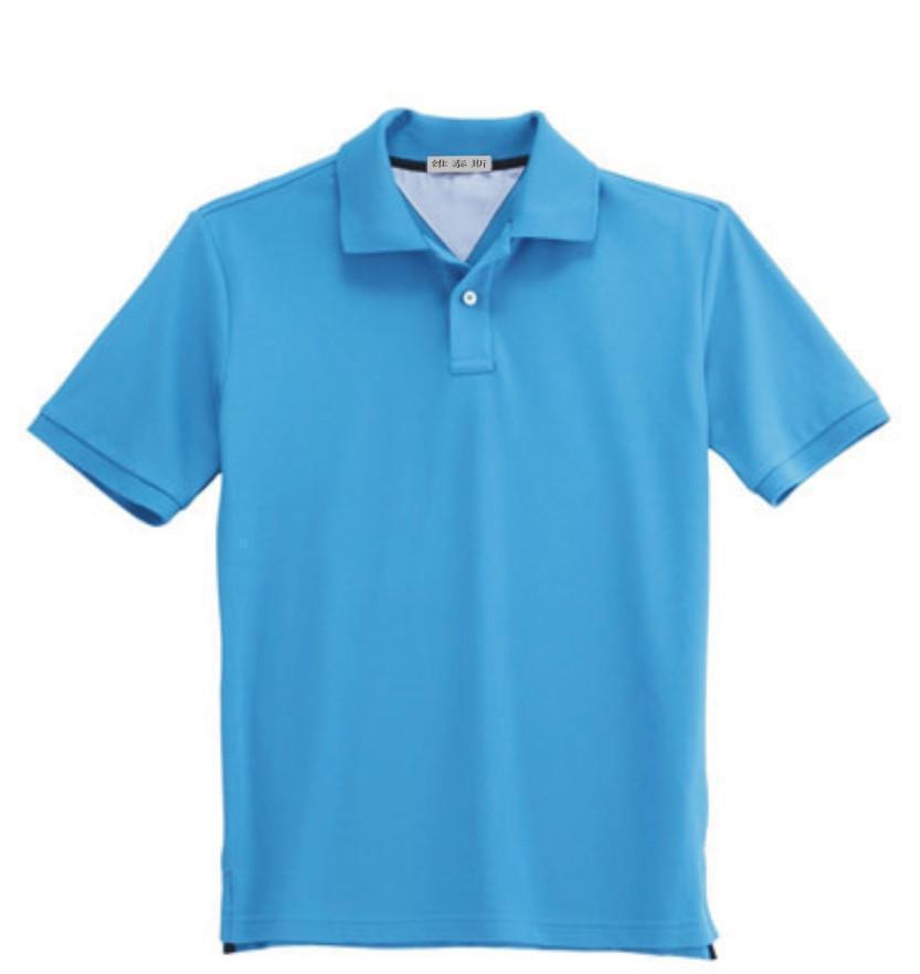 厂家定制2015年新款运动休闲风男式棉短袖T恤可加印logo