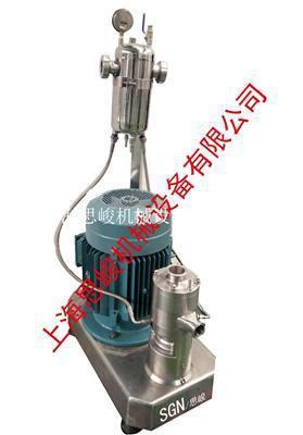 GRS2000石墨烯植物機油分散機1
