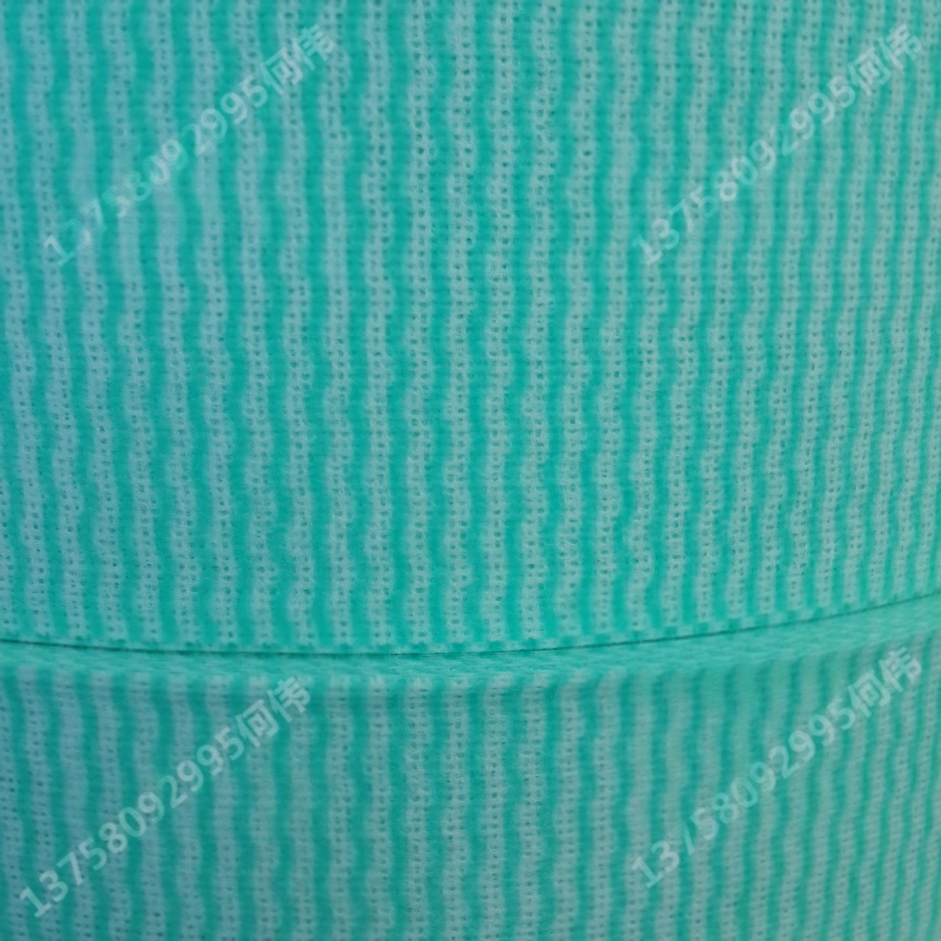 全棉珍珠纹水刺布