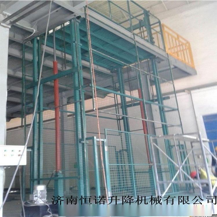 升降货梯9