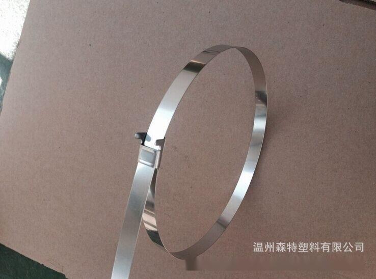 不鏽鋼紮帶