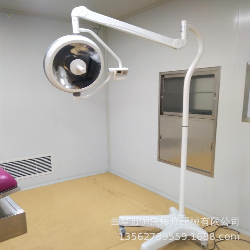 用整体反射手术无影灯单头手术灯价格双头LED花瓣灯厂家