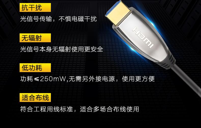 HDMI光纖線批發定製